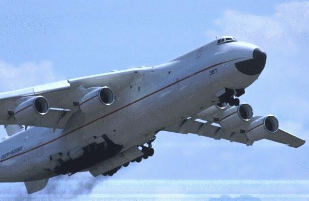 Ан 225 тяжелый военно транспортный