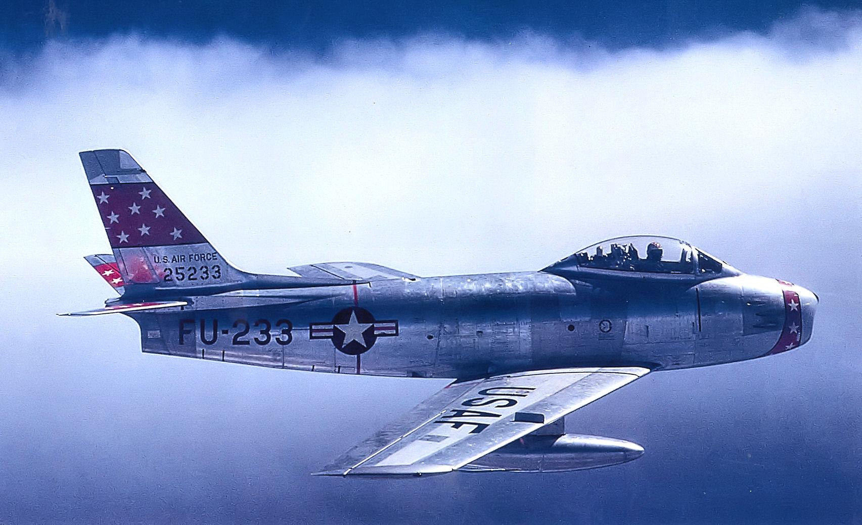 Обои sabre v, реактивный, истребитель, Canadair. Авиация foto 18